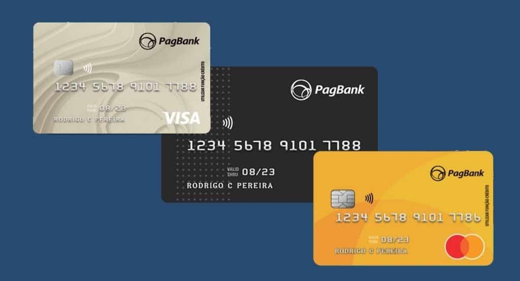 como pedir cartão de crédito no Pagbank