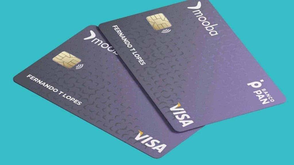 solicitar cartão de crédito Mooba