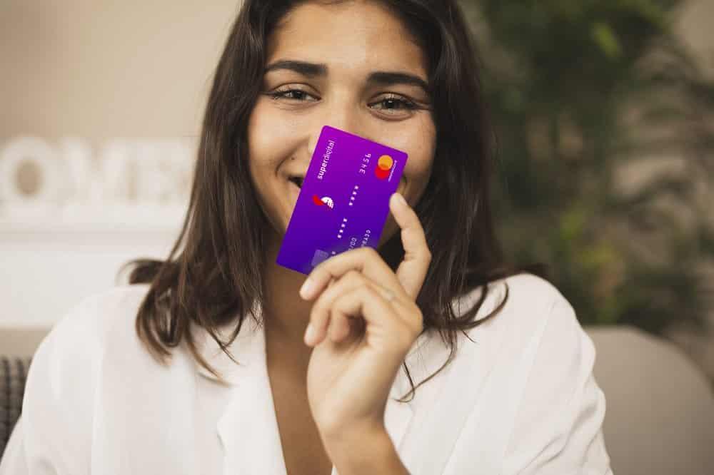como solicitar cartão de crédito Superdigital